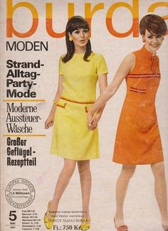 burda moden zeitschrift januar 1966 mit schnittb gen ebay vintage fashion magazine. Black Bedroom Furniture Sets. Home Design Ideas