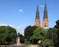 Domkyrkan cathedral, Sweden