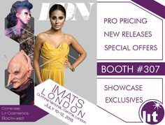 "Glitternation!!! Be sure to come check us out at our Booth, #307, at IMATS London!! We have some exciting new products we are showcasing for the first time; as well as, exclusive show pricing!  And for our Loves that aren't able to make it to the show we have a special offer! Now through July 14th get ""Gold Digger"" Size 3 for FREE with any order AND FREE ""Mexican Lucky"" Size 2 with orders of 3 or more colors or any size Lit Kit (no codes requred, item is added automatically during…"