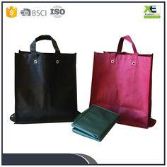 New Arrival Fashion Shopping Bag Custom Foldable Bag With Custom Logo Non Woven Bags, Bags Sewing, Custom Bags, Shopping Bag, China, Tote Bag, Logo, Detail, Stuff To Buy