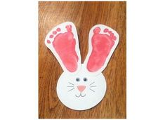 Easter Crafts For Toddlers, Daycare Crafts, Easter Activities, Easter Crafts For Kids, Baby Crafts, Preschool Crafts, Infant Crafts, Easter For Babies, Infant Art Projects