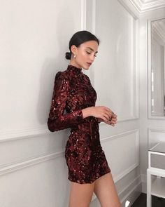 ✔ Dress Outfits Night Club - New Trend Mode Outfits, Night Outfits, Dress Outfits, Fashion Dresses, Dress Up, New Years Eve Outfits, Club Outfits, New Years Eve Outfit Casual, Dress Night