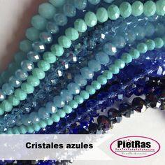 Lindos cristales azules, solo en PietRas.