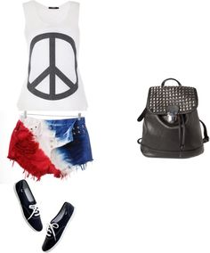 """PEACE"" by llanobasin on Polyvore"