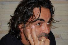Isaac Barrao en el Bibliotren Writers