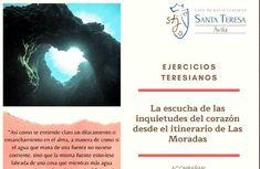 Ejercicios Teresianos desde el itinerario de las Moradas Tinkerbell, The Great Outdoors, Feather, Religious Pictures, Deep, Prayers, Spirituality, Exercises