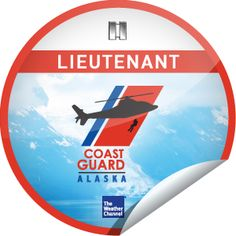 Coast Guard Alaska Lieutenant