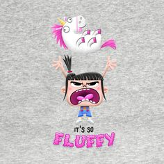 Check out this awesome 'It%27s+So+Fluffy%21' design on @TeePublic!