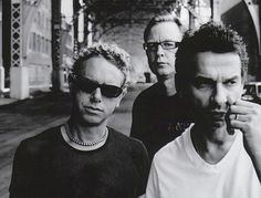 Depeche Mode, nothing to add. Their music is more then just-music.