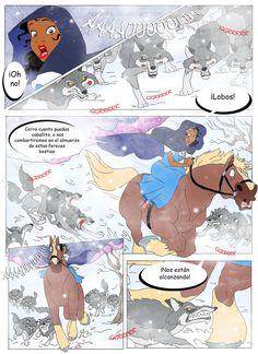 Comic-El diario de Giselle 61 por rebenke