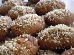 Μελομακάρονα σαν του ζαχαροπλαστείου με σιμιγδάλι | Συνταγές για σπίτι