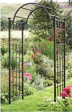 Heavy Duty Garden Arch (Mackintosh)