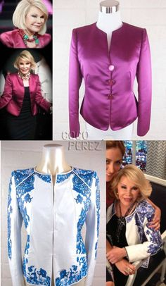 Joan Rivers' Consigned Her Clothes To Be Auctioned Off For Charity Before She Passed Away! You Can Help Her Efforts Be Realized! | CocoPerez.com Tablet