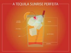Delicious Drinks Illustrations by Fabio Rex