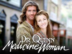 Dr. Quinn Medicine Woman- my favorite tv show :)