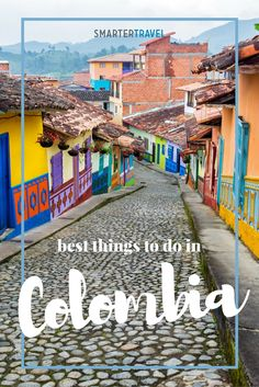 From graffiti tours in Bogota and chilling on the Rosario Islands to exploring the Coffee Triangle and trekking to a lost city, here are the best things to do in Colombia.