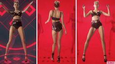 Miley Cyrus - Feeling Myself music video
