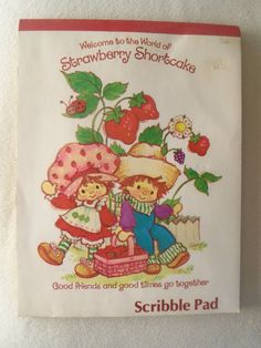 http://www.ebay.com/itm/Vintage-STRAWberry-Shortcake-Doll-Writing-Tablet-Paper-1979-Darling-Girl-/281290075886?roken=cUgayN