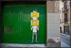 Swift Getting Around - unurth | street art