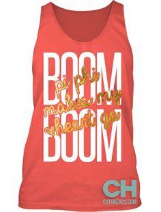 Pi Phi makes my heart go.. Boom Boom! #piphi #pibetaphi
