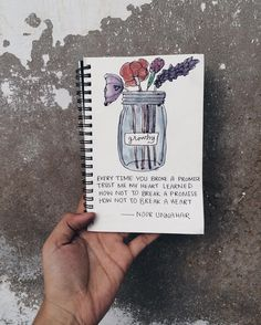 every time you broke a promise trust me my heart learned how not to break a promise how not to break a heart // poetry by Noor Unnahar // art journal ideas, watercolor illustration, notebook, journa Wreck This Journal, My Journal, Journal Pages, Poetry Journal, Drawing Journal, Photo Journal, Journal Entries, Noor Unnahar, Art Journal Inspiration
