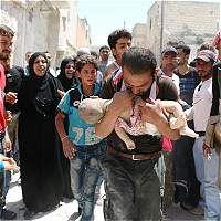 Al menos 4.794 muertos por la violencia durante julio en Siria