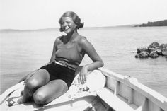 Rare and Exclusive Snapshots From Ingrid Bergman's Life
