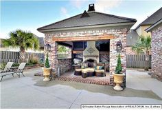 Bar/fireplace...just Needs A Bathroom.Photo Of Home For Sale