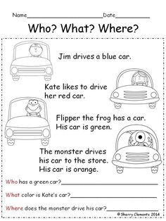 Image result for reading news comprehension for kids with questions