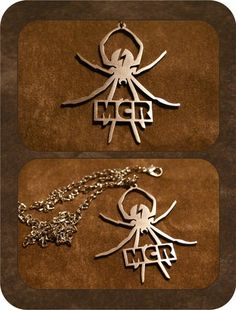Custom My Chemical Romance Necklace