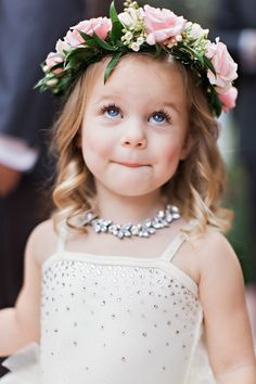 Featured photo: Pinkerton Photography; flower girl idea