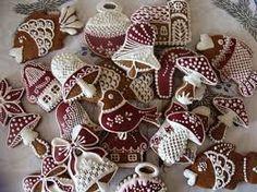 Výsledek obrázku pro perníčky vánoční obrázky