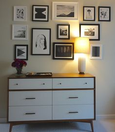 A step by step guide to creating your dream gallery wall