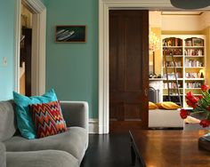 Turquoise Walls Design, Pictures, Remodel, Decor and Ideas - page 3