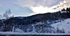 Un paysage idyllique... Photo prise le 10/12/2014 à #Peyragudes #NPY #snowbylumia