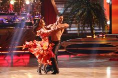 Dancing With The Stars: All-Stars Week 9 Kelly and Val: Surfer Flamenco