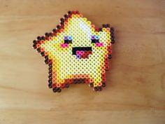 Cute Star Sprite Magnet by DelightfulEpiphany on Etsy, $4.00