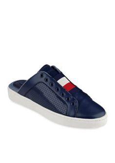 Tommy Hilfiger Dark Blue Slide Sneaker