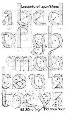 rocbo : Calligraphie, AZNAR DE POLANCO, Juan Claudio, Arte nuevo de escribir ...