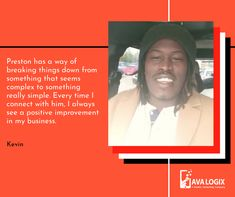 Thanks Kevin for sharing! Our philosophy here at Java Logix is to make digital marketing EASY. In essence, we take on your project and make life easy for you. Online Marketing, Social Media Marketing, Digital Marketing, Preston, Java, Mobile App, Philosophy, Web Design, Positivity