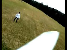 Another boomerang with Mobius video camera attached