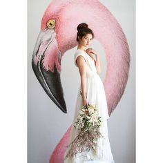 One of my favorite backdrops! #Pink Flamingo ))