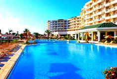 TUNISIA - Mahdia SeaClub Iberostar Royal El Mansour 5 Stelle. Raffinata ed elegante struttura nel centro di Mahdia, meta preferita dagli Italiani per l'autenticità l'atmosfera ed il mare. #evolutiontravel #Tunisia