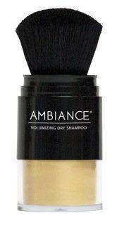 Ambiance Cosmetics Volumizing Dry Shampoo with Brush Applicator (Blonde) - http://bestshampoofordryhair.bgmao.com/ambiance-cosmetics-volumizing-dry-shampoo-with-brush-applicator-blonde