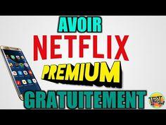 (TUTO) Comment Avoir Netflix Premium Gratuitement ?! ( Android/PC/IPhone...)  #android #avoir #comment