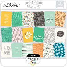 Jade Edition 3x4 Filler Cards