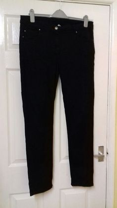 670888230 Womens Black Wallis Jeans Size 14  fashion  clothing  shoes  accessories   womensclothing
