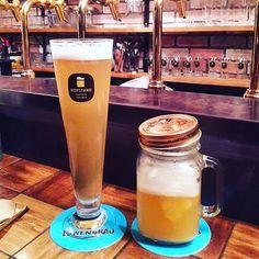 #神戸 のビアスタンドジョッキがかわいい #beer #craftbeer #kobe #hyogo #兵庫