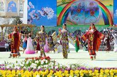 New Year in March! Navruz in Uzbekistan.