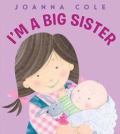 This was a favorite book of Evi's when I was pregnant with Wonder. It's short, engaging, and a fantastic intro to a new sibling.